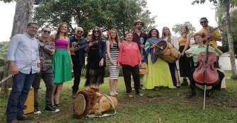 'Río que va cantando', concierto de artistas quindianos este miércoles en el Teatro Azul