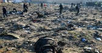 Ucrania no encontró indicios de ataque terrorista en las cajas negras del Boeing 737