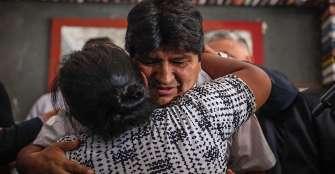 Evo Morales afirmó que Estados Unidos no quiere que él vuelva a Bolivia