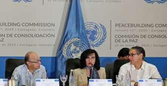 """Embajador de la UE en ONU pidió """"más inversión local de Colombia"""" para la paz"""