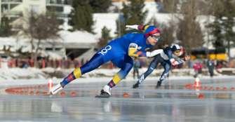 Diego Amaya logró una plata en los Juegos Olímpicos de invierno de la juventud