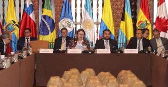 Guaidó, Pompeo y Duque discutirán en Bogotá políticas contra el terrorismo