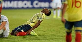 Colombia no hizo respetar su casa ante Argentina