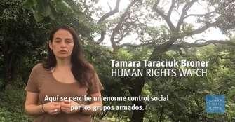 Gobierno asegura que controla la frontera con Venezuela tras denuncia de HRW