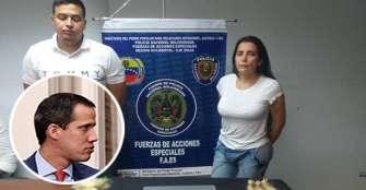 Guaidó se compromete a ayudar a Colombia con la extradición de excongresista