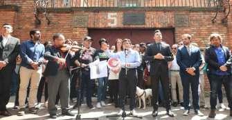 """Gobierno de Bogotá anuncia """"fiesta no brava"""" en rechazo a temporada taurina"""
