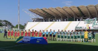 Deportes Quindío empezó el Torneo Betplay con empate en Valledupar