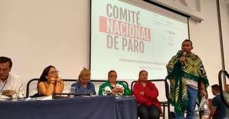 Organizaciones sociales de Colombia convocan a paro nacional el 25 de marzo
