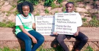 Greta Thunberg reclamó atención para África en lucha contra crisis climática