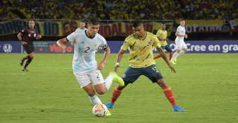 Colombia definirá ante Argentina su futuro hacia Tokio 2020