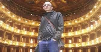 """""""El teatro me escogió"""":  Jaime Torres"""