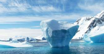 Una base argentina en la Antártida registra temperatura récord de 18,3 grados