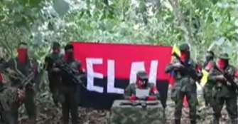 """Movimiento Defendamos la Paz le dice al Eln que """"el tiempo de guerra ya fue"""""""