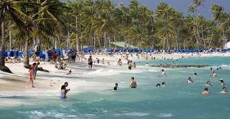 Residuos sin tratar ahogan a la paradisíaca isla de San Andrés