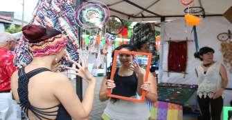 Mujeres emprendedoras florecen en la región
