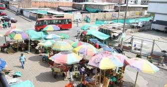 Comerciantes de la Placita Cuyabra rechazaron propuestas de reubicación