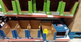 Escasean algunos productos en Quindío