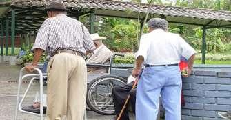 Centros de bienestar de adultos mayores también están en alerta