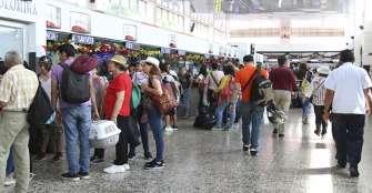 Terminal de Armenia con buena calificación en medidas para contener coronavirus