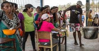 La ONU pide un alto el fuego mundial por el coronavirus