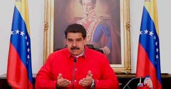 Venezuela tachó de infundada la acusación de EE.UU. a Maduro por narcotráfico