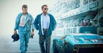 Ford vs. Ferrari, una clásica película gringa