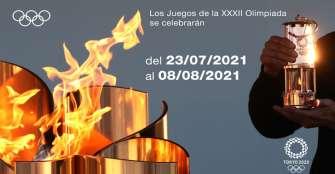 Juegos olímpicos se celebrarán entre julio y agosto del 2021
