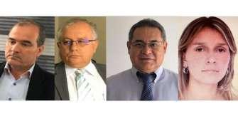 Cuatro hospitales del Quindío cambiaron este miércoles de gerente
