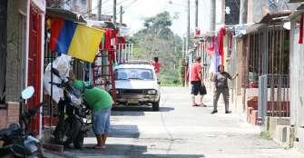'Alerta roja' en los barrios