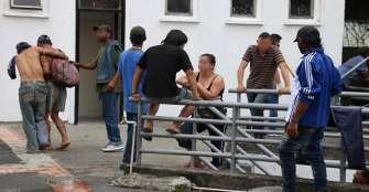 43 días llevan en confinamiento 321 personas en Cenexpo
