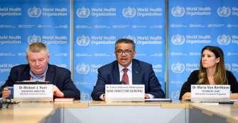 Maduro propone nominar a la OMS al Premio Nobel de la Paz