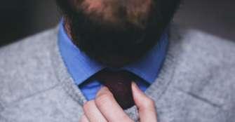 ¿Por qué los hombres tienen barba? La respuesta estaría en los golpes a la quijada