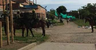 Quintas del Cacique, de nuevo lugar de enfrentamiento