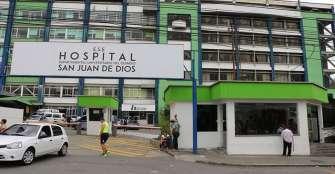 93 % de contratistas continuarán en el hospital San Juan de Dios