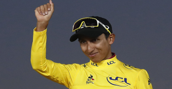 Egan Bernal: