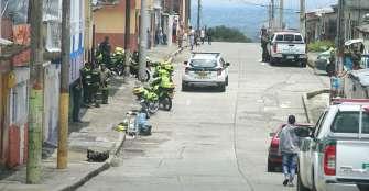 Una mujer y un hombre baleados en el barrio Santander