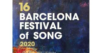 Colombia estará presente en el Barcelona Festival of Song que será virtual