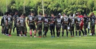 Deportes Quindío seguirá entrenando en la sede de la Federación de Fútbol