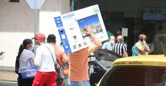 Día sin Iva: medidas para beneficiar a comercio local con venta presencial