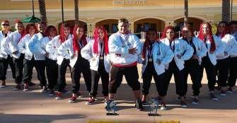 Dancing Montenegro realiza competición interna durante aislamiento