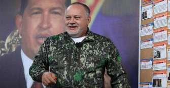 Diosdado Cabello tiene COVID-19