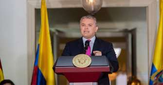 Gobierno descarta propuesta del Eln de cese el fuego bilateral