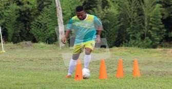 Deportes Quindío dividió en 3 grupos la nómina de jugadores para entrenar