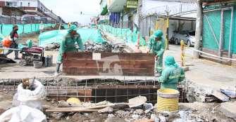 De nuevo, cámara de comercio pide celeridad para obras de la 19