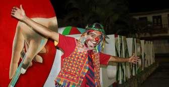 Mickey, el 'ladrón' de sonrisas en Quimbaya