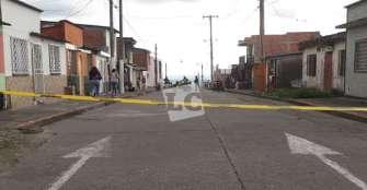 3 personas baleadas este sábado en Armenia