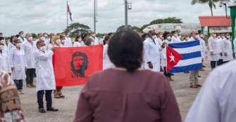Cancillería colombiana: solo el Gobierno puede solicitar médicos extranjeros