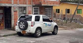 Controlada afectación a centro de medición de gas natural en el barrio Uribe de Armenia