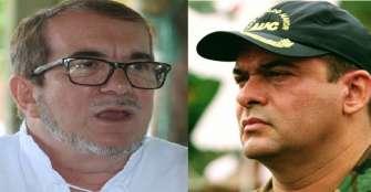 Exjefe de las Farc y exlíder de los paramilitares conversan sobre el conflicto armado