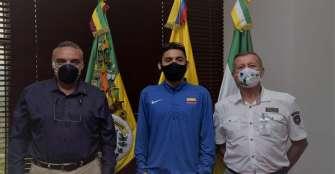 Gerard Giraldo Villa competiría por Quindío, depende de asuntos jurídicos